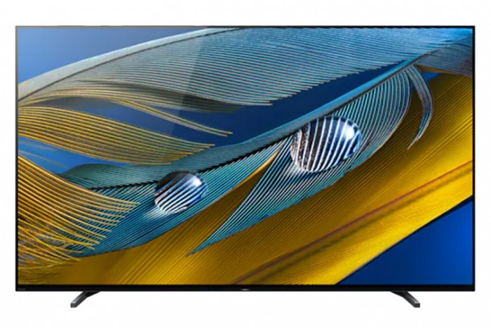 OLED Tivi 4K Sony 55 inch 55A80J  Android TV Mới 2021